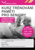Kurz trénování paměti pro seniory WEB