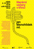 Plakát LVT Jan Těsnohlídek
