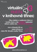 Plakát zažij virtuální realitu