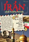 Plakát beseda Irán