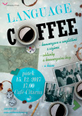 Language Coffee prosinec 2017