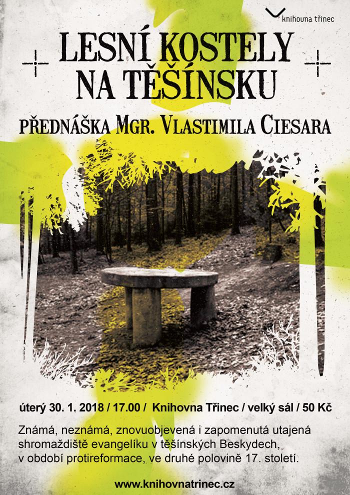 Lesní kostely na Těšísnku WEB