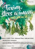 přednáška Toxiny, stres a únava