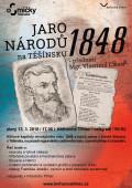 Jaro národů 1848 na Těšínsku