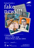 Listování Fake News Jeden svět Třinec 2018