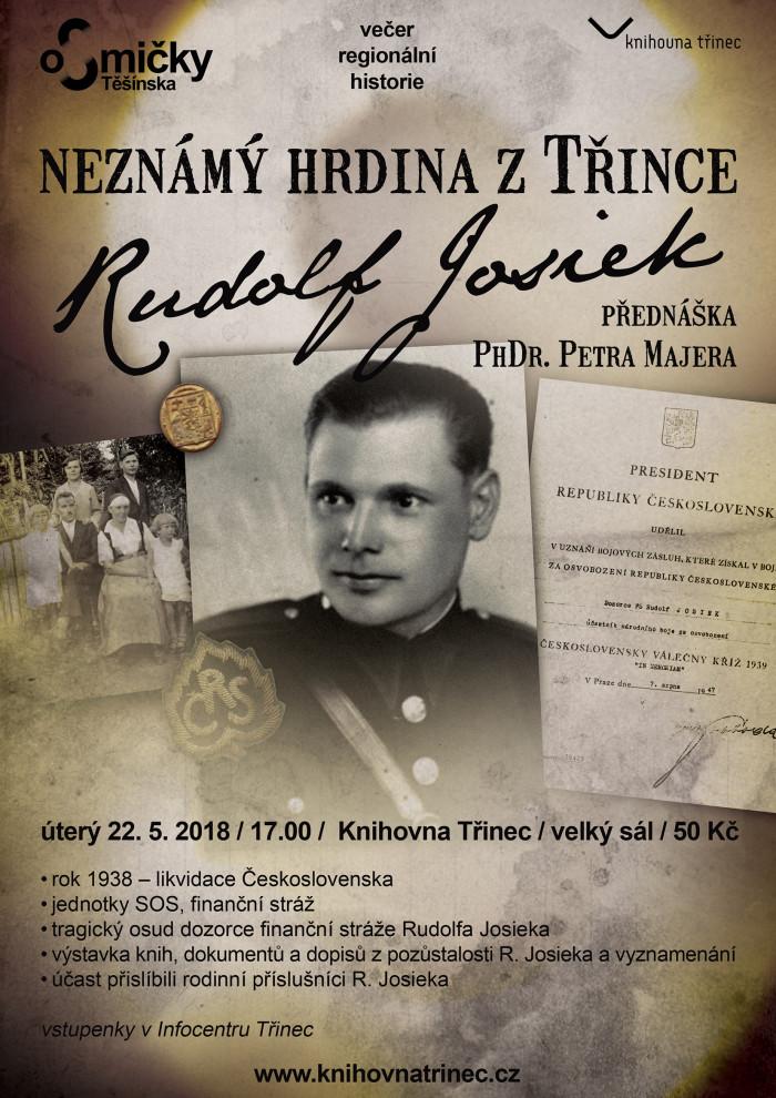 Rudolf Josiek plakát
