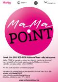 Mama POINT 2 plakát