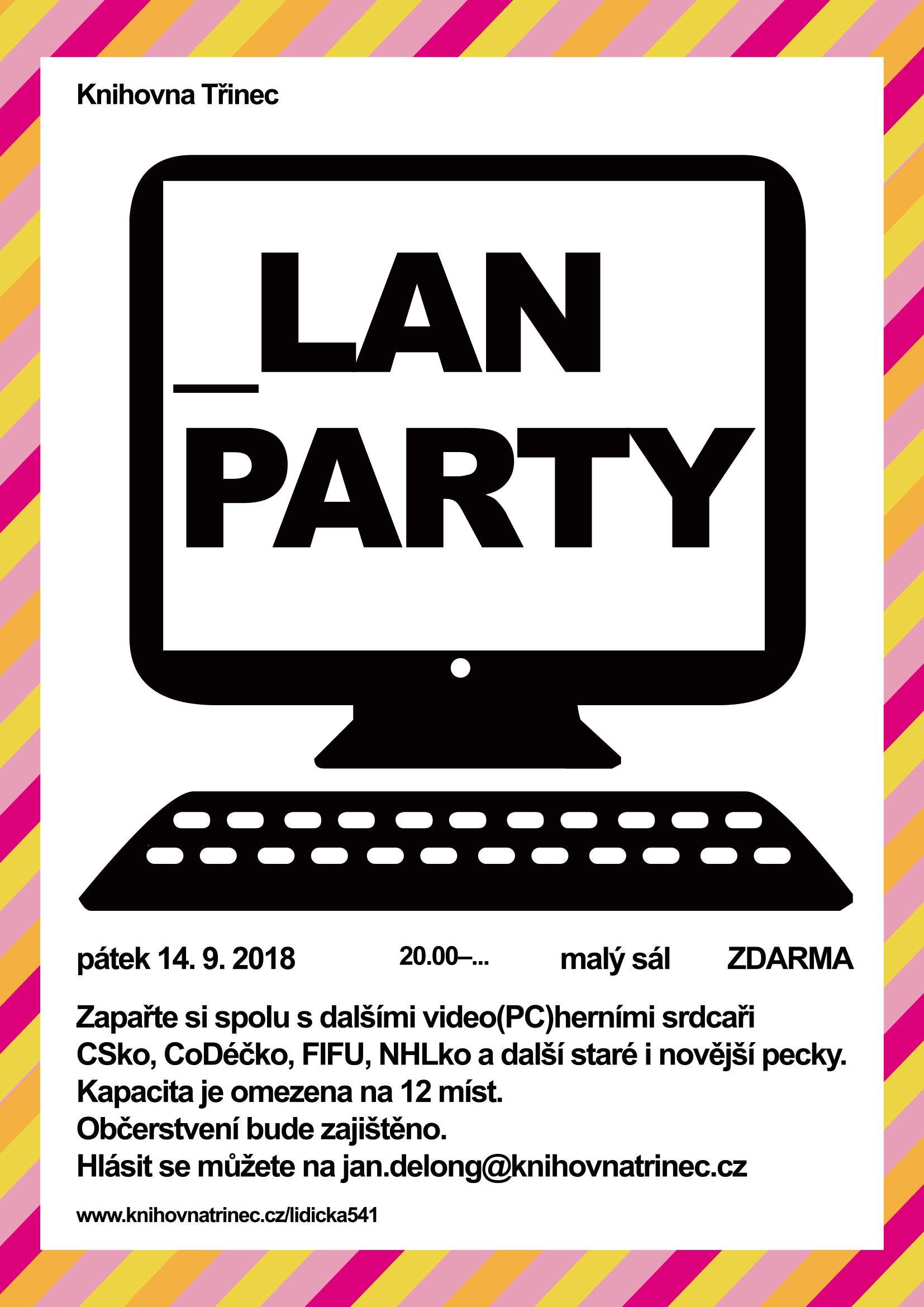 LAN Party WEB 2