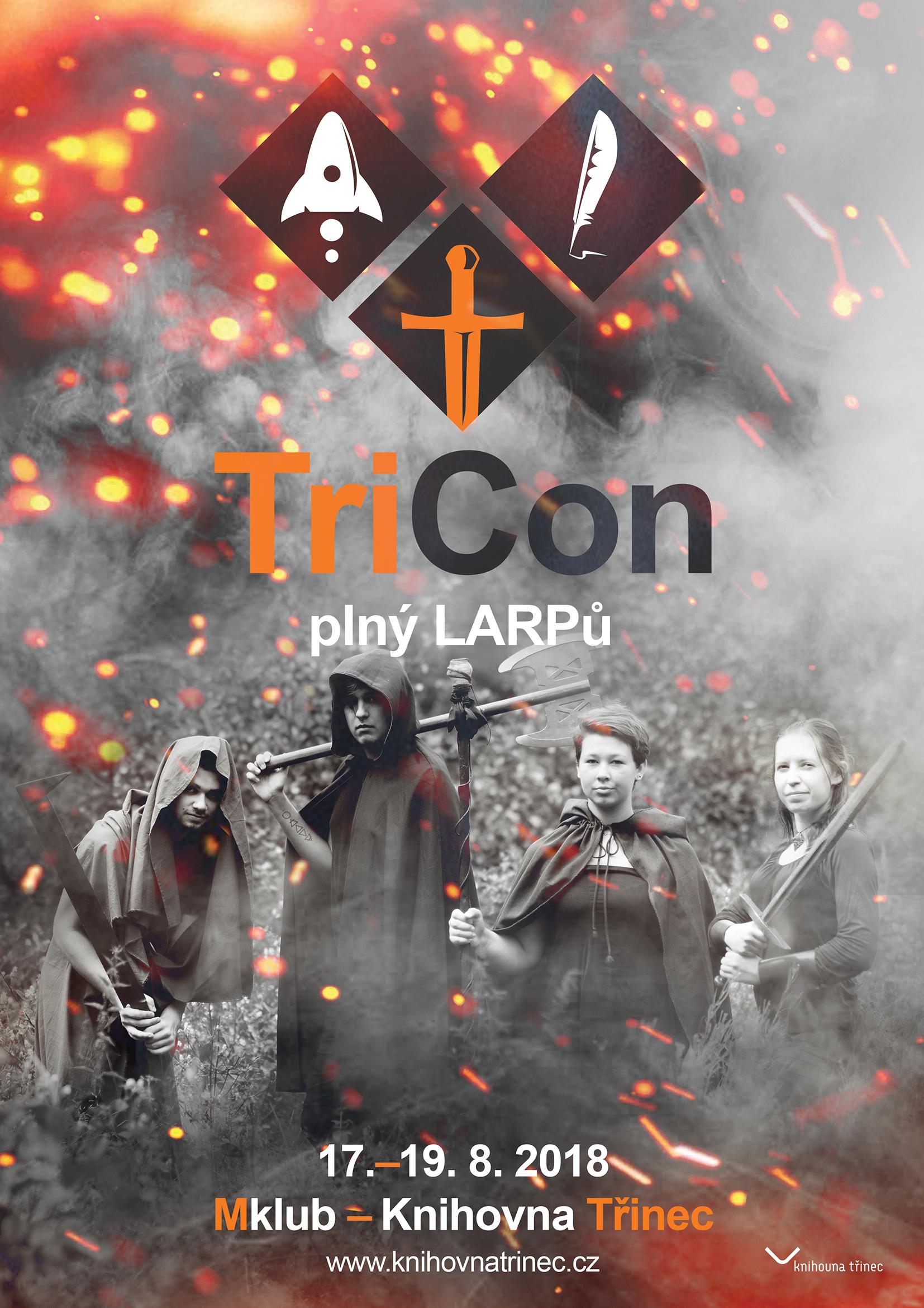 LARP TriCon 2018 WEB