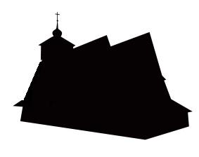gutský kostel ikona