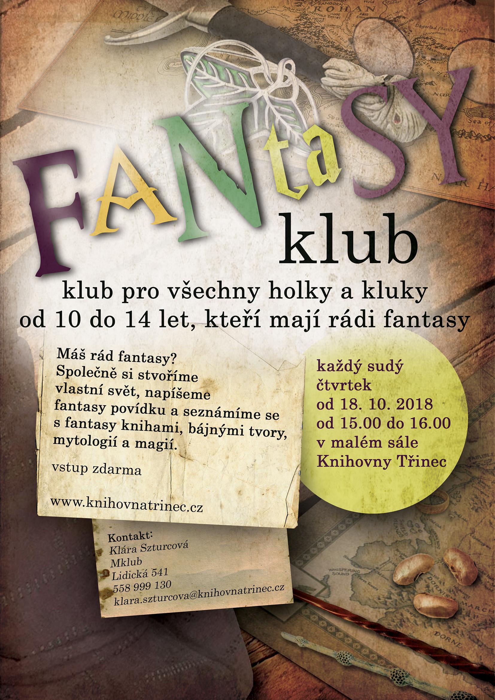 Fantasy Klub 2018/2019 WEB