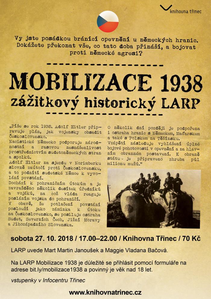 Mobilizace 1938 WEB