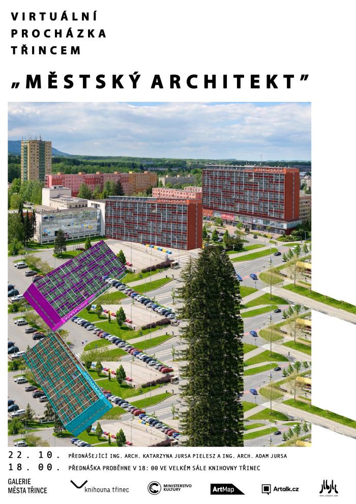 virtuální procházka městský architekt WEB