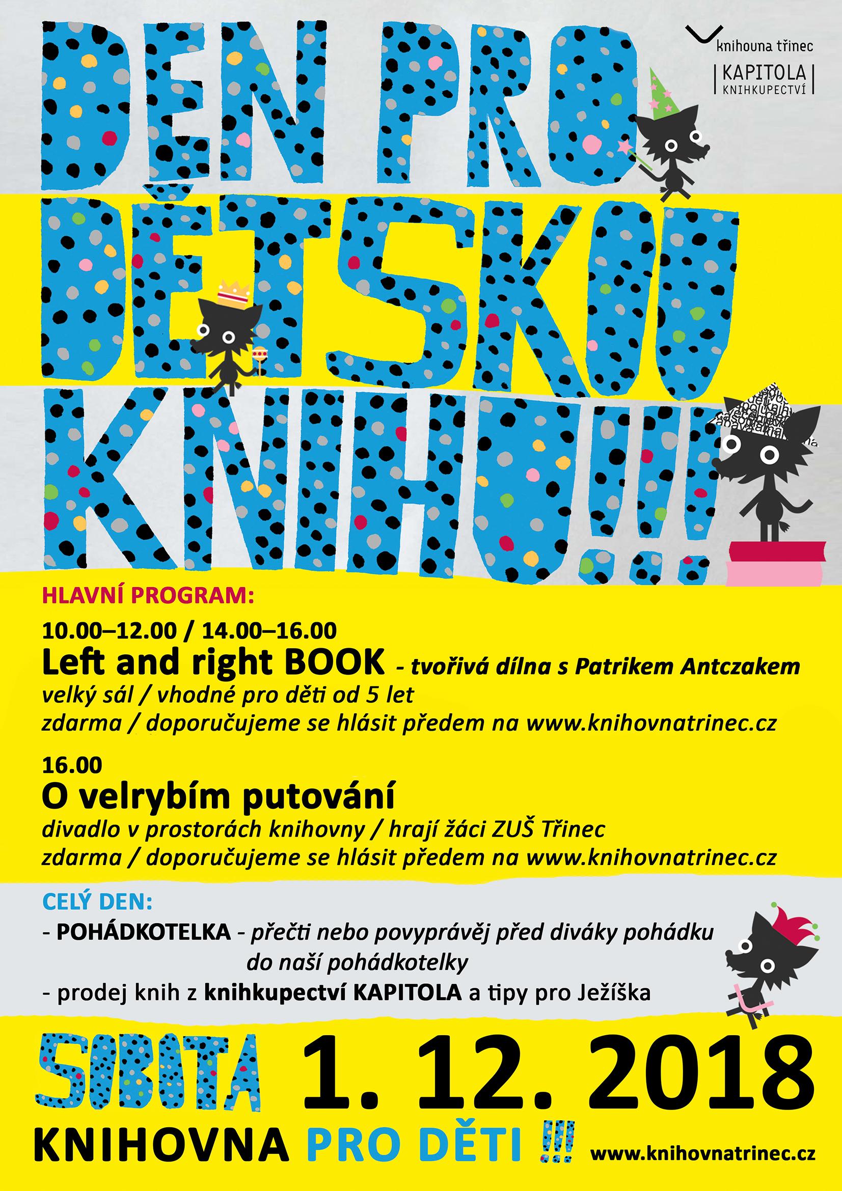Den pro dětskou knihu 2018 WEB