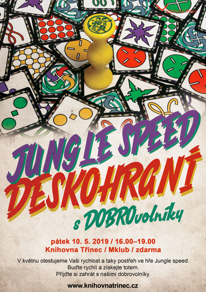 Deskovky jungle speed dobro 2019 WEB