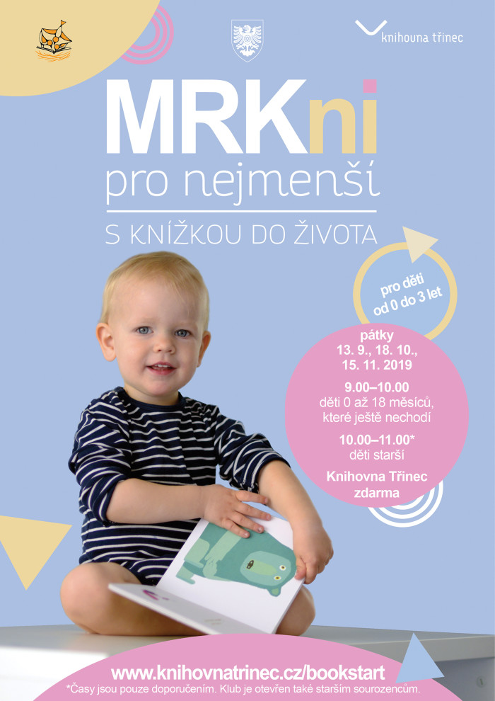 MRKni pro nejmenší plakát aktualizace WEB