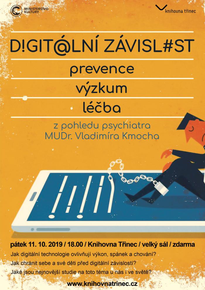 Digitální závislost WEB