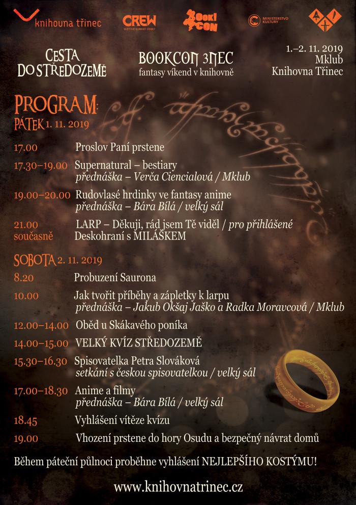 BookCon2019 - program