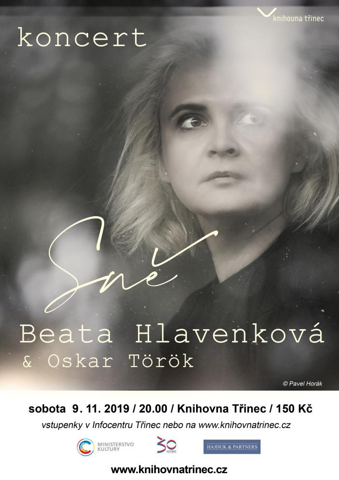 Koncert Beaty Hlavenkové WEB