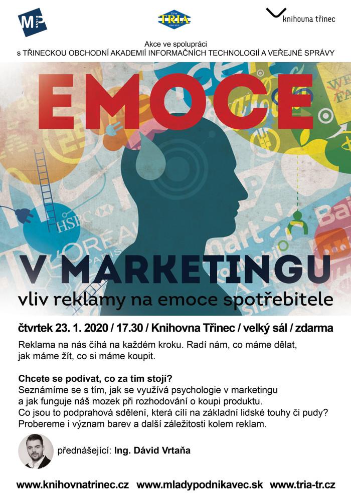 Emoce v marketingu WEB