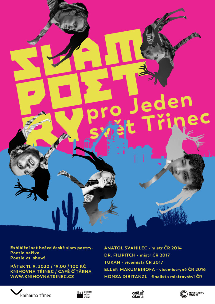 Slam poetry pro JS 2020 WEB