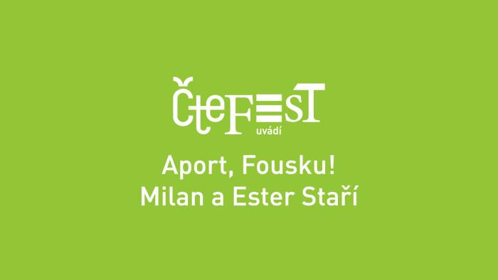 FB Čtefest Aport Fousku