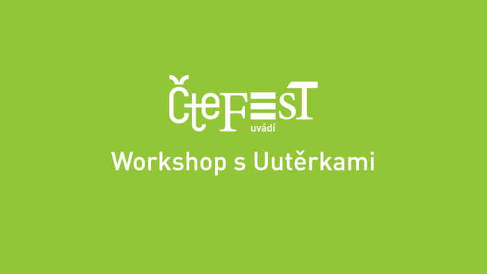 FB Čtefest Uutěrky workshop